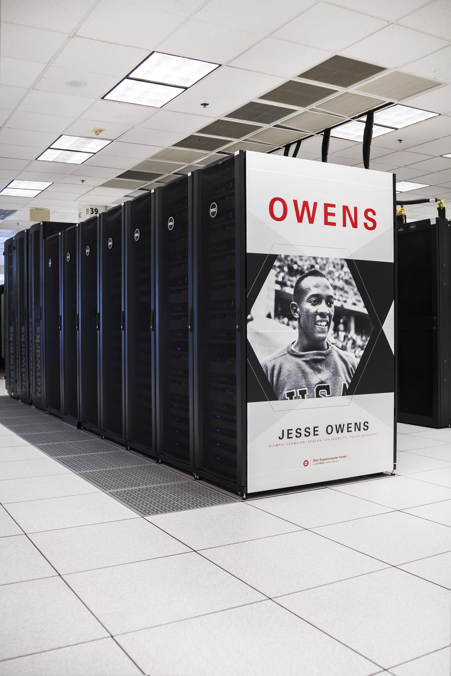 Owens Cluster