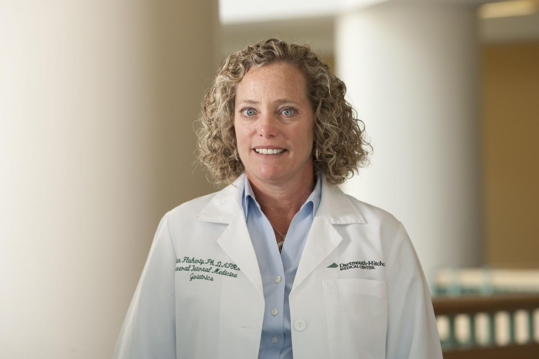 Ellen Flaherty, Ph.D., APRN, AGSF, American Geriatrics Society