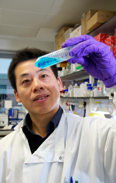 Dr Qing-Jun Meng, University of Manchester