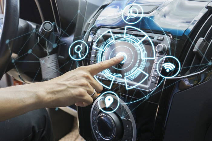 Smart car instrumentation