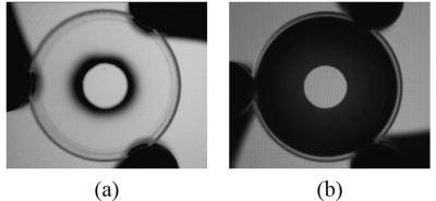 Optical and Mechanical Structure of the Customized Lens with Aperture Filter