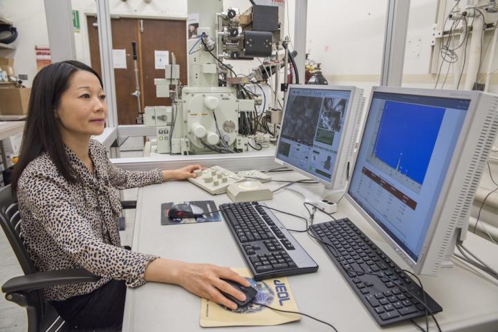 Guoying Chen, DOE/Lawrence Berkeley National Laboratory