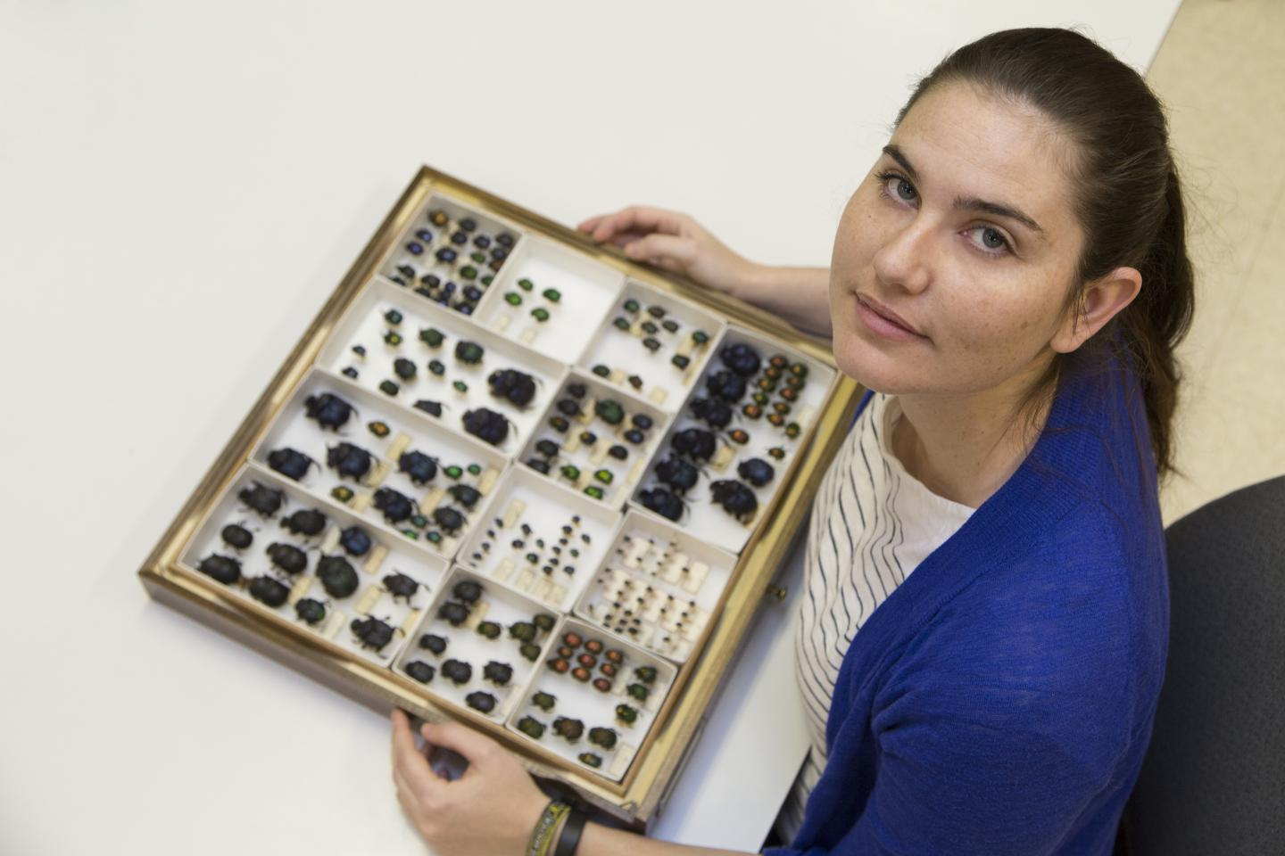 Nicole Gunter, The Cleveland Museum of Natural History