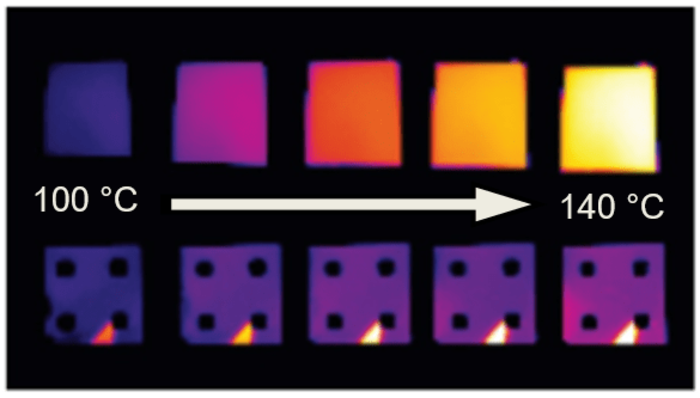 Quantum Materials Cloak Thermal Radiation