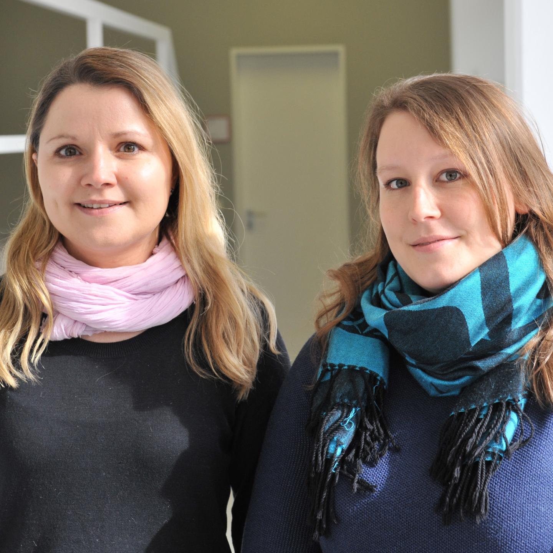 Dr. Carolin Daniel and Isabelle Serr, Helmholtz Zentrum München - German Research Center for Environ