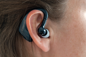 Ear sensors for continuous monitoring of Covid-19 risk patients