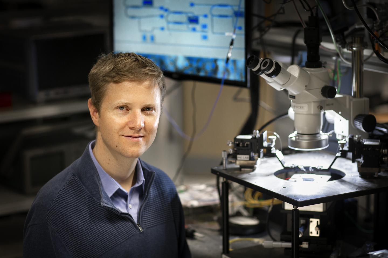 Assistant Professor Nicolas Volet 2