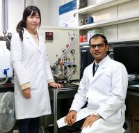 Sangaraju Shanmugam and Suyeon Hyun, DGIST