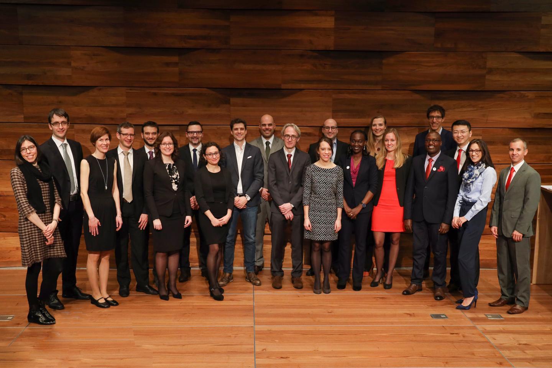 Pfizer Prize Laureates