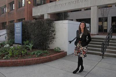 Lindsay Squeglia, Ph.D. , Medical University of South Carolina