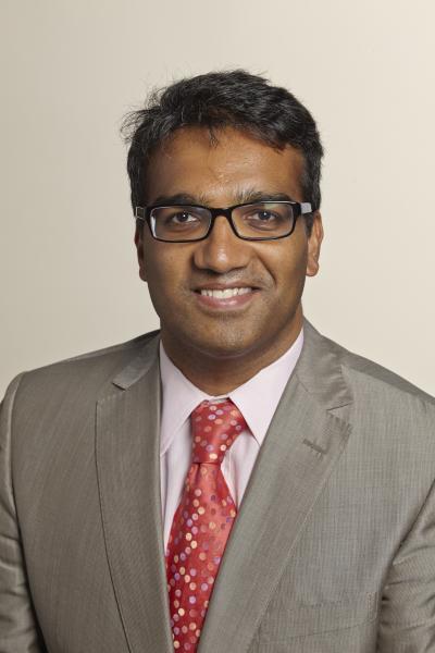Dr. Vivek Reddy, The Mount Sinai Hospital