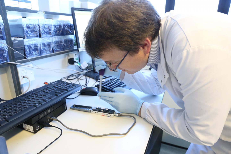 MinION DNA Sequencer