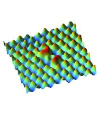 Cobalt Atom Impurity in An Iron-Based Superconductor