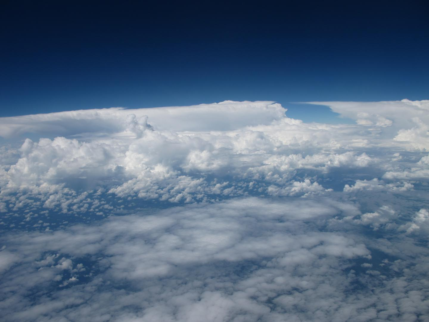 Thin Mid-level Clouds