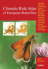 Cover of Climatic Risk Atlas of European Butterflies