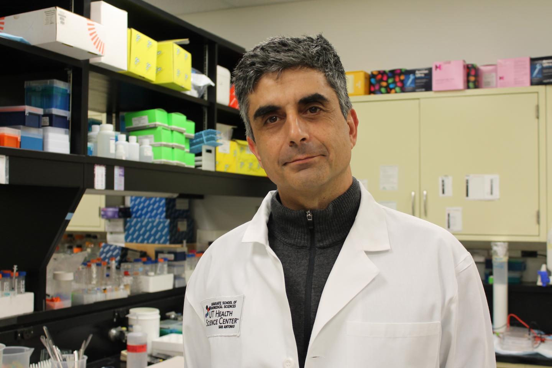 Rui Sousa, University of Texas Health Science Center at San Antonio