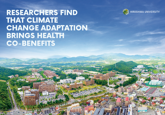 Researchers find that climate change adaptation brings health co-benefits