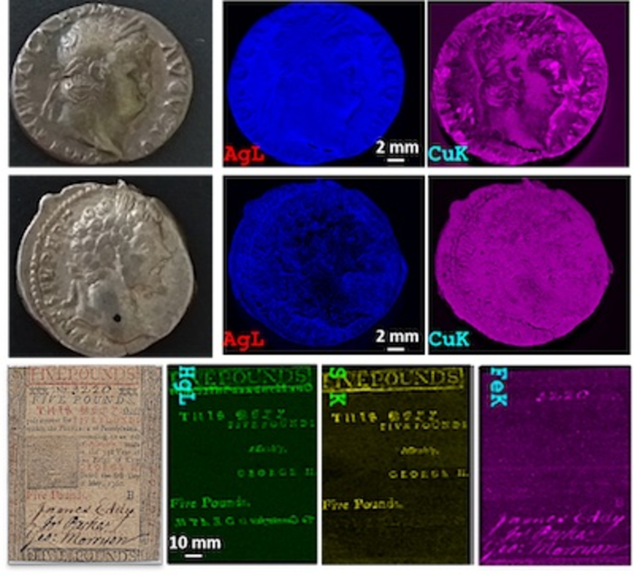 Nuclear Physicists Track Money Crimes From Ancient Rome to Benjamin Franklin