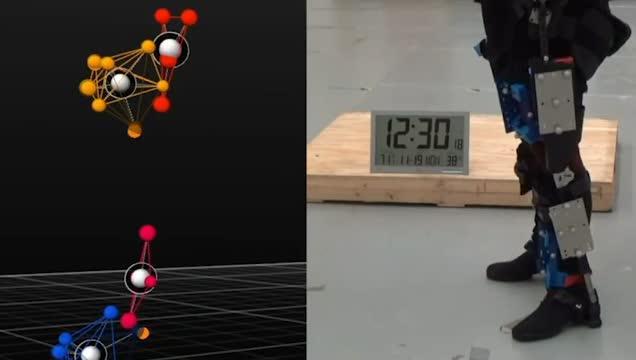 Exoskeleton Fit Test