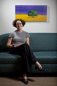 Meredith Coles, Binghamton University