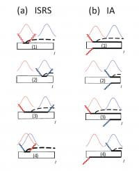 Figure 1. Double-Sided Feynman Diagrams for the Density Matrices