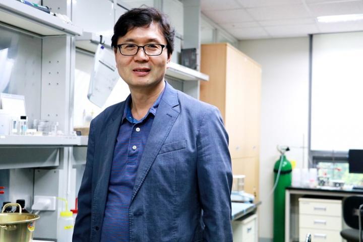 Professor Jong-Sung Yu, DGIST (Daegu Gyeongbuk Institute of Science and Technology)