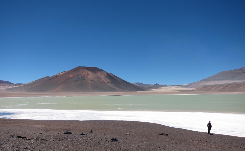 Lazufre Volcanic Complex