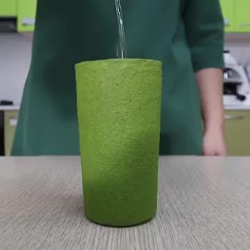 A Disposable Glass Will Save the World