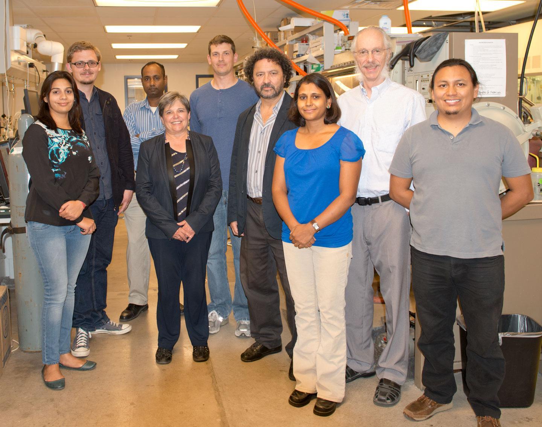 Arizona State University Scientists at Work