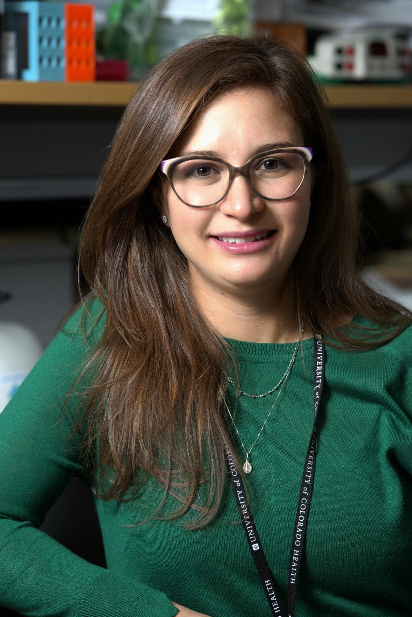 Anna Capasso, University of Colorado Cancer Center