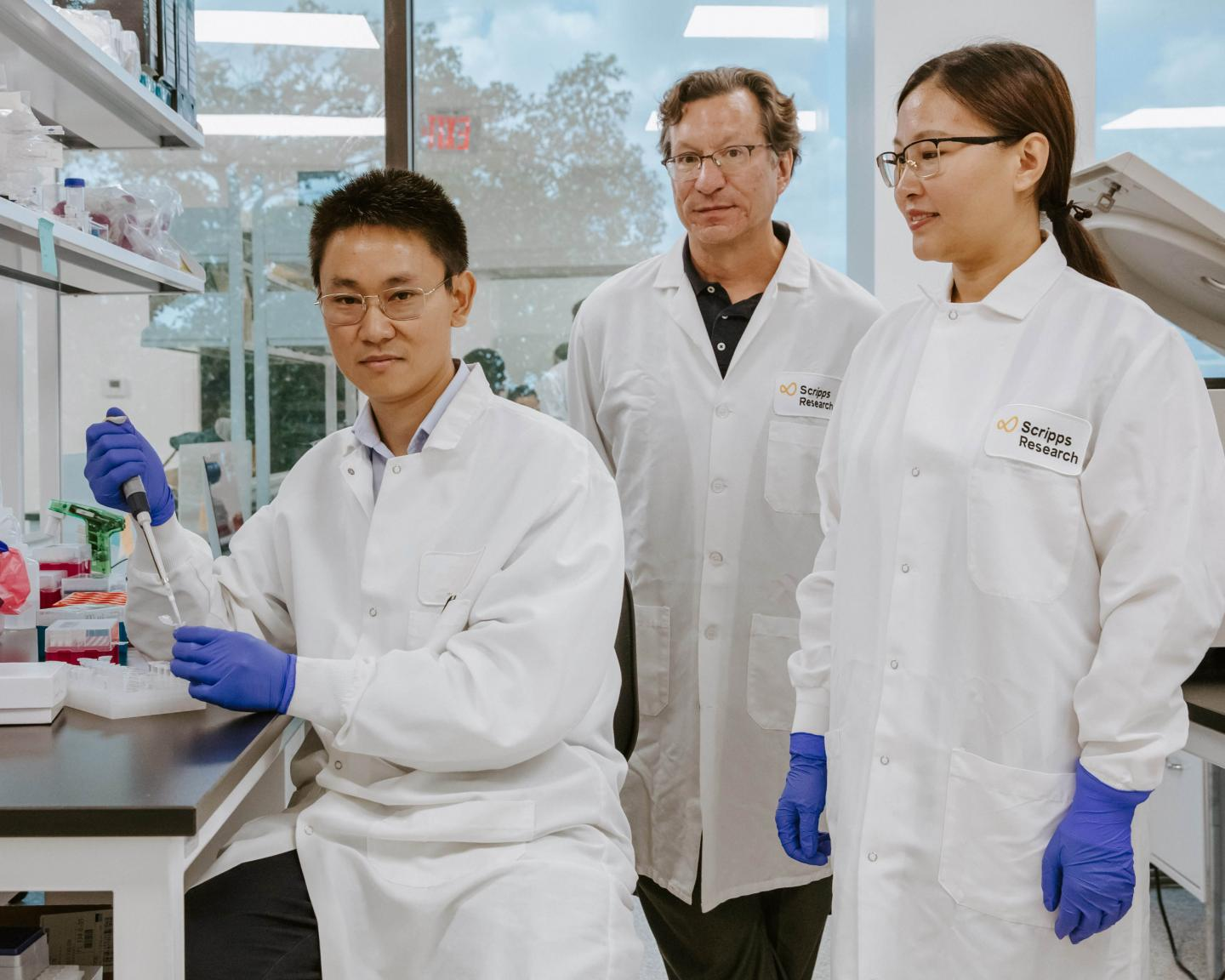 Gene Therapy Switch Developed