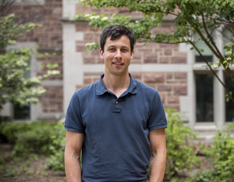Michael Bechtel is an associate professor at WashU