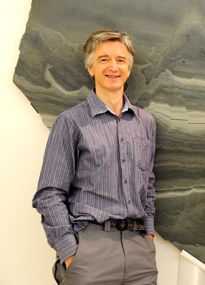 Jan Zalasiewicz, University of Leicester