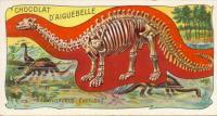 <I>Brontosaurus</I> in the 1880s