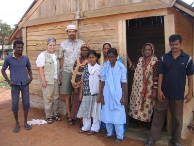 Researchers from UM Rosenstiel School of Marine and Atmospheric Science, Sri Lanka