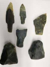 Ancient Maya Stone Tools