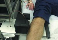 Box-Sized Sensor Brings Portable, Noninvasive Fluid Monitoring to the Bedside (1 of 11)