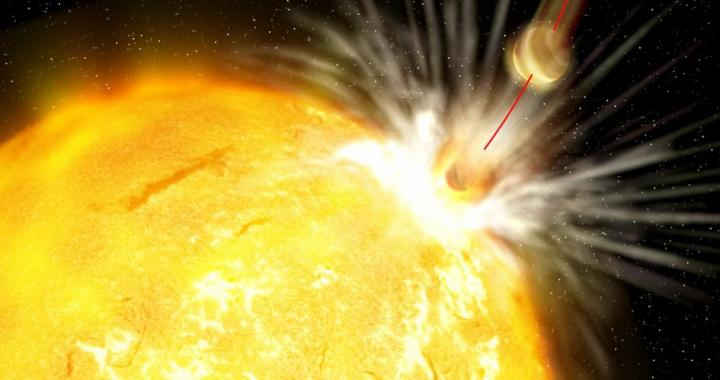 Planet-eating 'Death Star'