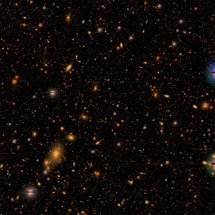 Image of the COSMOS Field