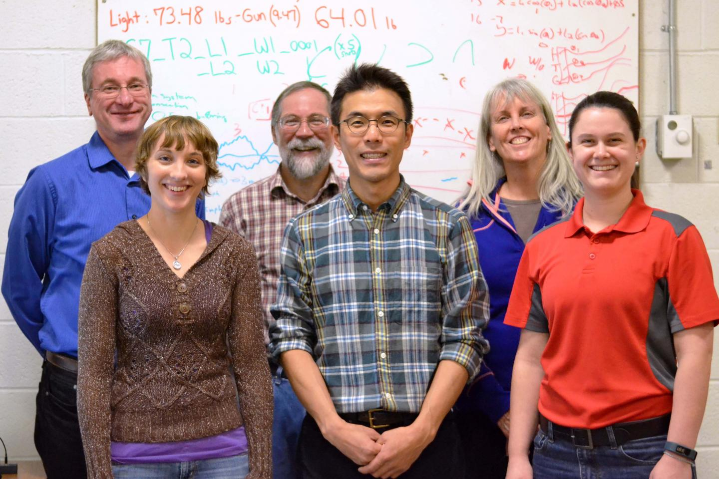 Team of UMass Amherst, UMass Medical School Kinesiology Researchers Working on MS
