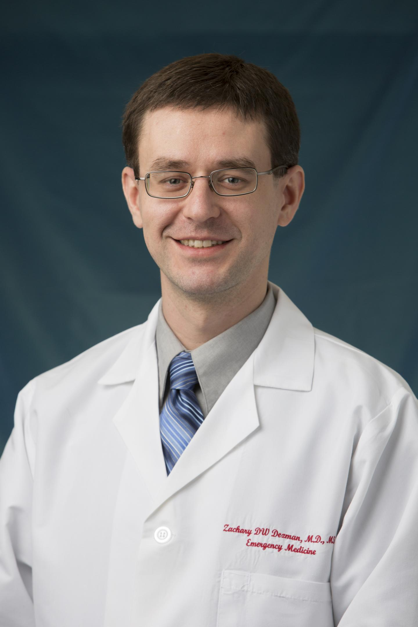 Zachary D.W. Dezman, MD, University of Maryland Medical Center