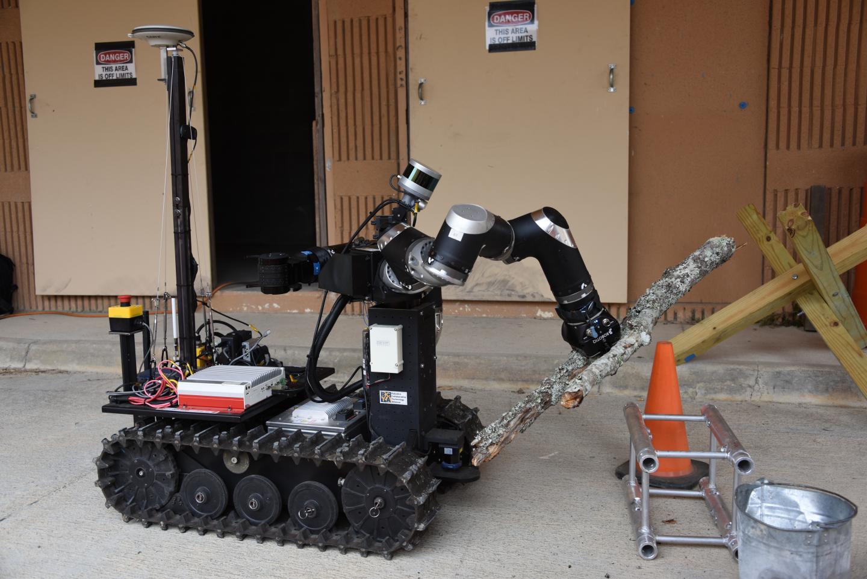 RoMan: The Robotic Manipulator