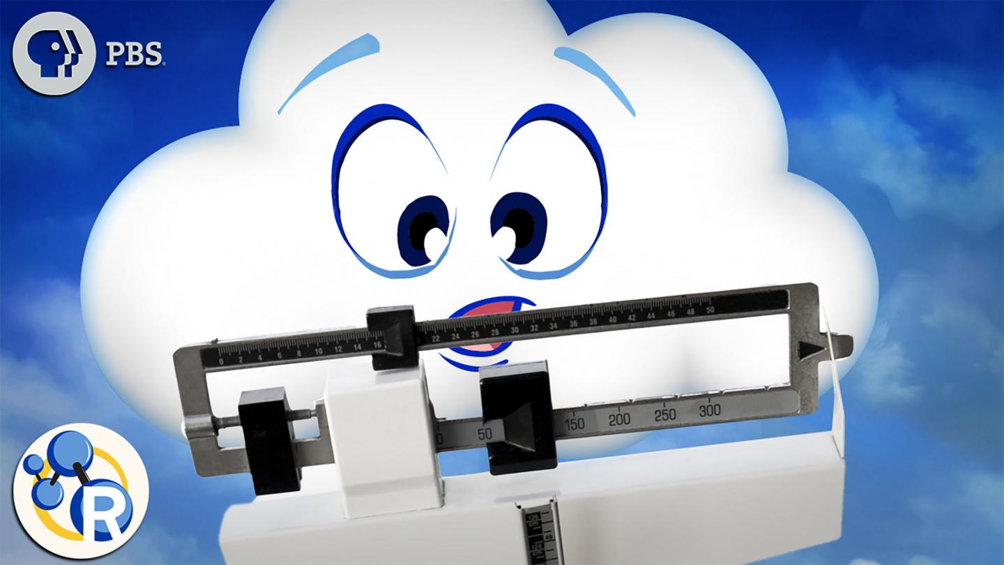 How Much Does a Cloud Weigh? (Video)