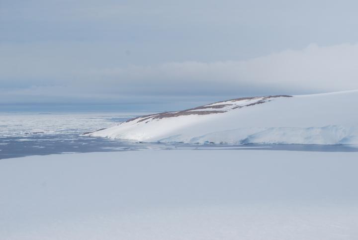 Cape Irizar, Ross Sea, Antarctica, January 2016.