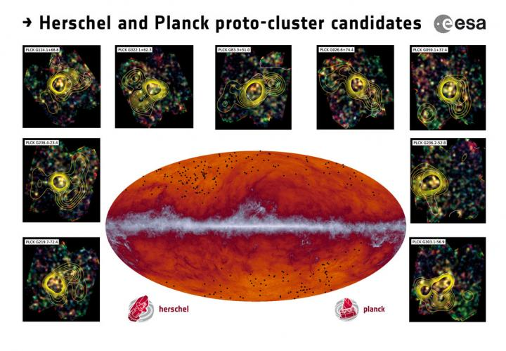 Proto-Cluster Candidates