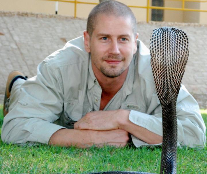 Associate Professor Bryan Fry, University of Queensland