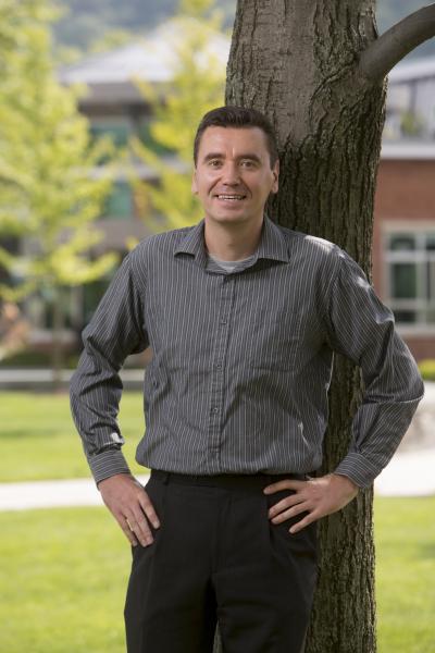 Aleksey Kolmogorov, Binghamton University