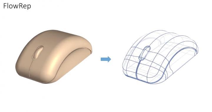 Algorithms that Can Sketch, Recreate 3-D Shapes