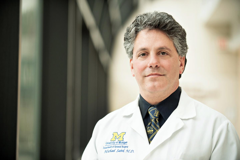 Michael Sabel, M.D., University of Michigan Health System