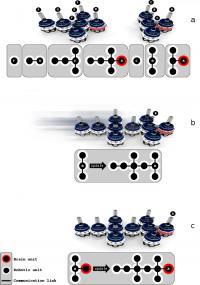 Modular Robots Scheme